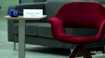 Espaço dado no baião de Dois, a Raquel Lyra (PSDB), que infelizmente não compareceu.