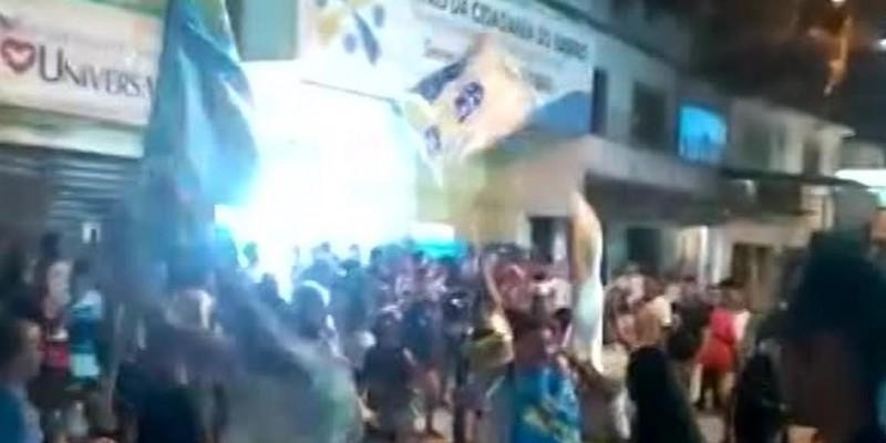 Segundo a Polícia Militar, três homens não identificados efetuaram disparos em via pública. Vereador Hélio da Guabiraba disse que 'não compactua com violência'