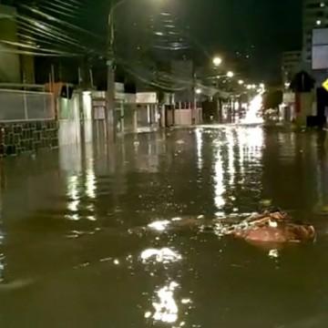 Caruaru decreta situação de emergência devido às fortes chuvas