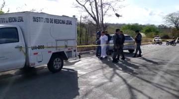 Homem morre e duas pessoas ficam feridas em acidente na zona rural de Caruaru