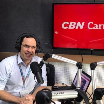 CBN Total segunda-feira 23/03