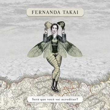 Fernanda Takai  lança disco irretocável