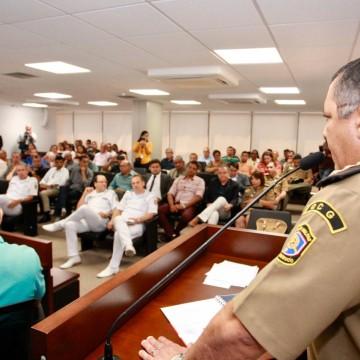 Sistema de Saúde dos Militares de Pernambuco é discutido em audiência pública