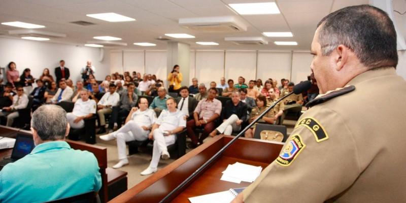 A reunião foi motivada após usuários relatarem problemas na marcação de alguns procedimentos médicos