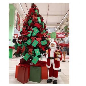 Ferreira Costa promove em suas lojas mais um Natal Solidário