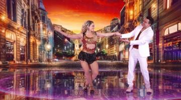 Paolla Oliveira é bi-campeã da Dança dos Famosos