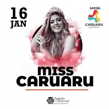 10ª edição do concurso municipal da beleza feminina em Caruaru