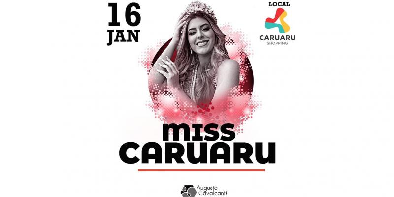 O evento acontece nesta quinta-feira (16), às 18h no Shopping Caruaru.