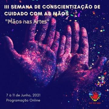 III Semana de Conscientização de Cuidados com as Mãos começa nesta segunda (07)