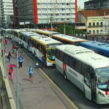 Transporte público terá reforço no dia das eleições municipais na RMR