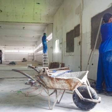 Hospital de Campanha em Olinda será aberto em maio