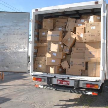 Ação de combate ao roubo de cargas gera crédito tributário de R$ 1 Milhão