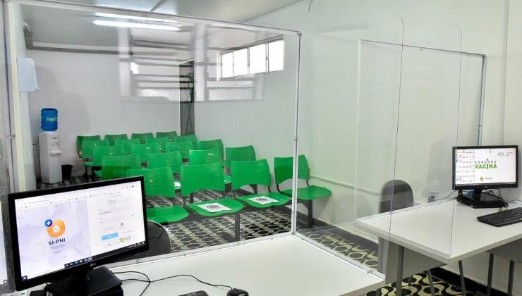 Centro de Testagem para a Covid-19 funcionará a partir de segunda (8), em Caruaru