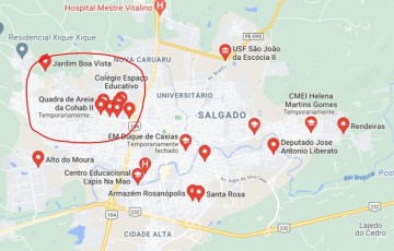 Tremor de magnitude 1.5 é registrado em Caruaru