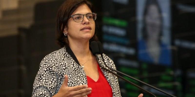 Deputada Priscila Krause sai contra Projeto de Lei, afirmando que medida irá fazer o estado abrir mão de R$ 3 bilhões