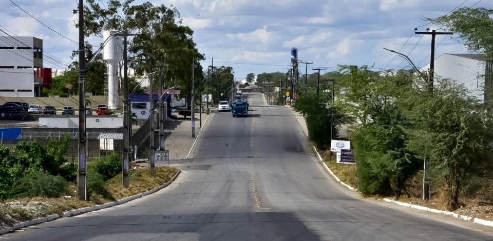 Via de acesso ao Distrito Industrial de Caruaru é revitalizada