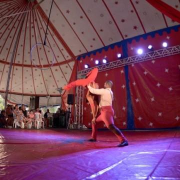 Recife recebe até domingo (29), a 10ª Edição da Mostra de Circo