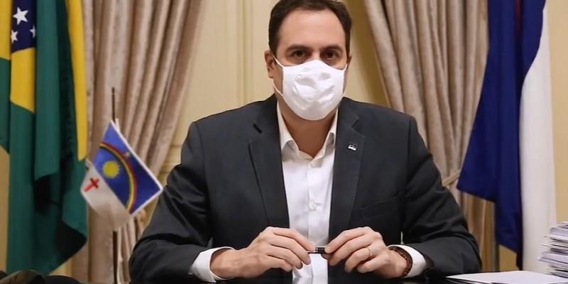 O governador começa o giro na região pela cidade de Cedro, onde participa das ações locais