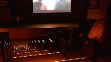 Cinema volta a funcionar em Caruaru