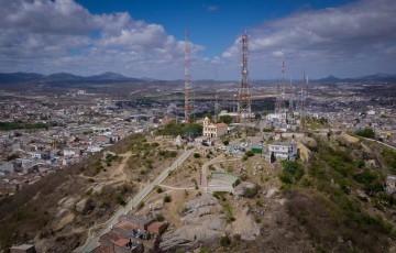 Acesso ao Monte Bom Jesus, em Caruaru, será restrito neste fim de semana