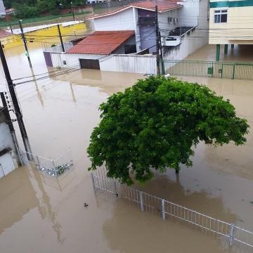 Sobe para nove o número de mortos na RMR em decorrência das chuvas