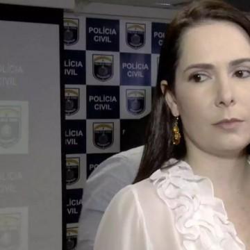 Delegada Patrícia Domingos desrespeita lei e sofre derrota na Justiça