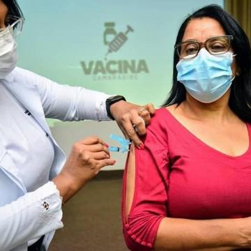 Camaragibe baixa a faixa etária para vacinação contra a Covid-19