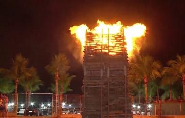 Prefeitura de Caruaru recomenda que não façam  fogueira
