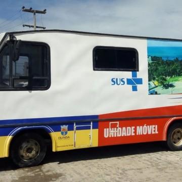 Ação em Olinda aborda pessoas na rua para testagem rápida da Covid-19