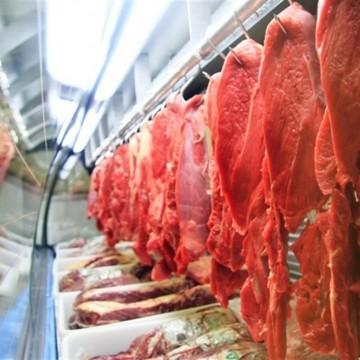 Carne salga inflação de 2019