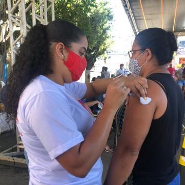 Paudalho inicia vacinação contra a Covid-19 para pessoas a partir dos 40 anos