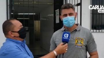 MANDADO DE PRISÃO EXPEDIDO PELA JUSTIÇA DE SÃO PAULO É CUMPRIDO PELA POLÍCIA CIVIL DE CARUARU
