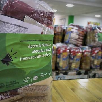 Banco de Alimentos arrecada doações para pessoas em vulnerabilidade
