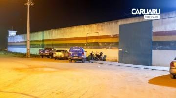 INTERNO NA FUNASE CARUARU MORRE DE CHOQUE ELÉTRICO