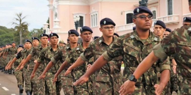 As inscrições na EsPCEx (Escola de Preparação dos Cadetes do Exército) e da ESA (Escola de Sargento das Armas) saltaram.