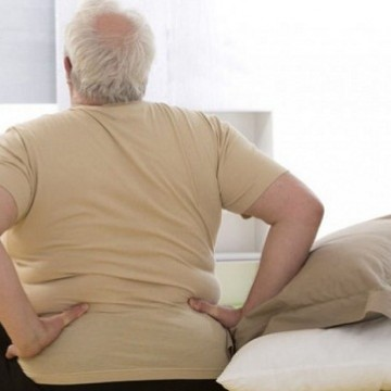 Problemas articulares podem estar associados ao excesso de peso