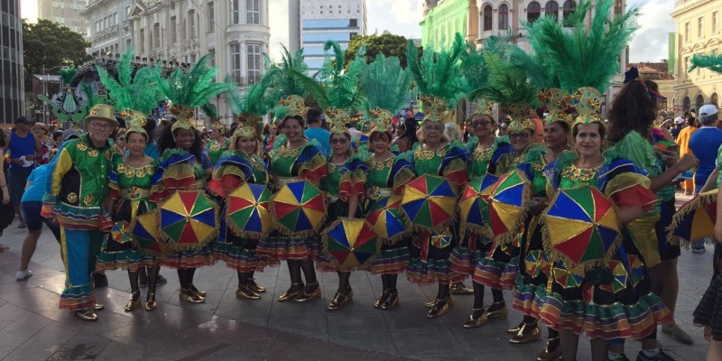 Entre as apresentações estavam o pernambucano Almir Rouche, Paralamas do Sucesso e a cantora baiana Pitty