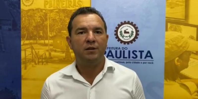 Fábio Barros, afirmou não dará posse ao prefeito Júnior Matuto, afastado desde o dia 21 de julho em razão das operações Chorume e Locatário, da Polícia Civil