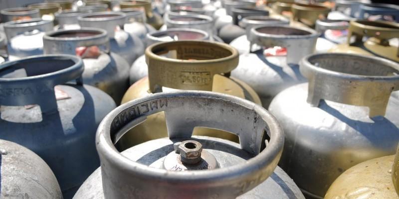 O anúncio, feito pela Petrobrás, vale para o botijão residencial, de 13 quilos, e também para os industriais, de 20, 45 e 90 quilos