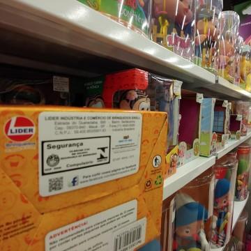 Ipem-PE destaca cuidados ao comprar brinquedos