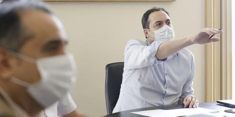 Na publicação, o presidente listou valores repassados pelo governo federal a cada estado em 2020 para o combate à pandemia da covid-19.