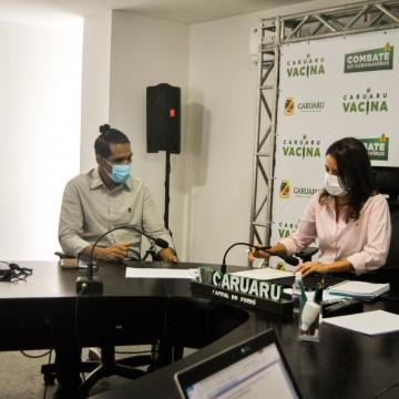 Novo secretário de Educação inicia atividades em Caruaru