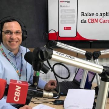 CBN Total quinta-feira 20/08/2020