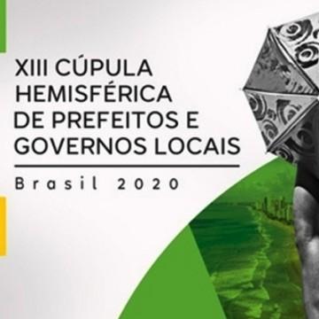 Eventos Cúpula Hemisférica de Prefeitos e Governos locais foram cancelados por causa do coronavírus