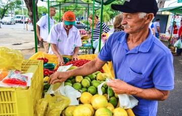Feira da Agricultura Familiar de Caruaru oferece produtos livres de agrotóxicos