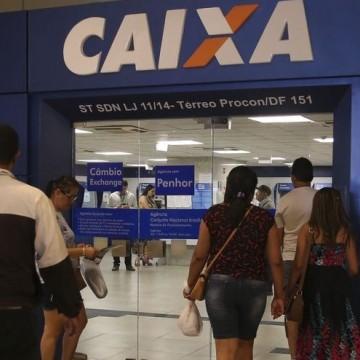 Agências bancárias permanecem abertas