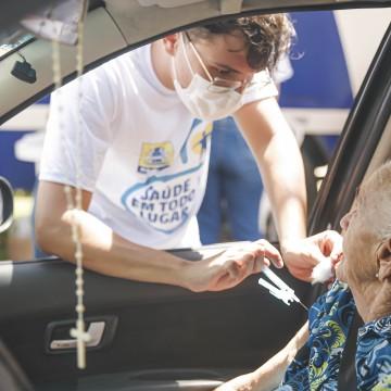 Vacinas contra a gripe  são retomadas no Grande Recife