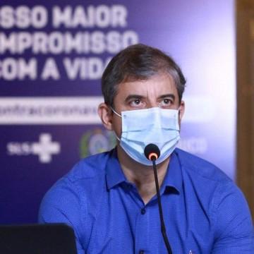 'Temos a situação sob controle', diz secretário sobre pandemia