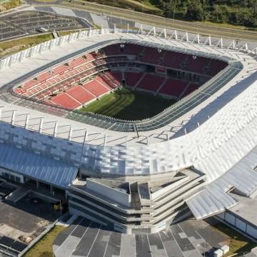 Atrações religiosas marcam o fim de semana na Arena de Pernambuco
