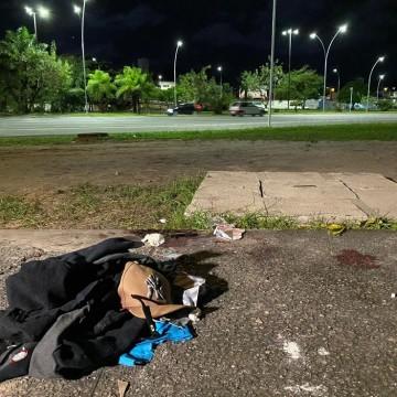 Polícia civil investiga caso do pai que pulou com dois filhos do viaduto
